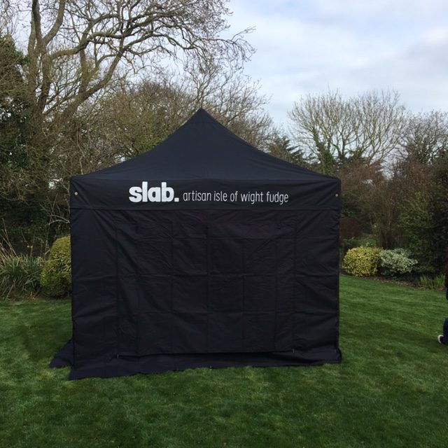 The Slab Artisan Fudge gazebo 1