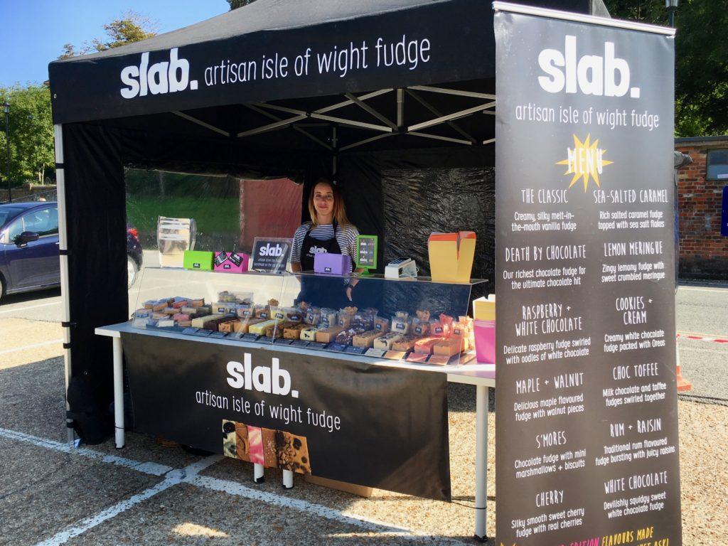 Slab at Newport Street Food Market 1