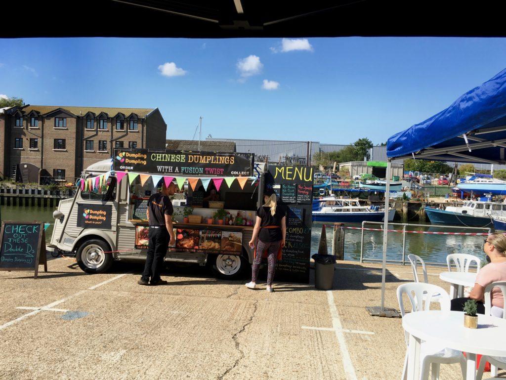 Slab at Newport Street Food Market 4