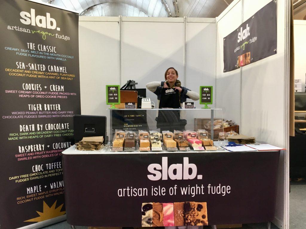 Slab @ Vegan Life Live, London 2