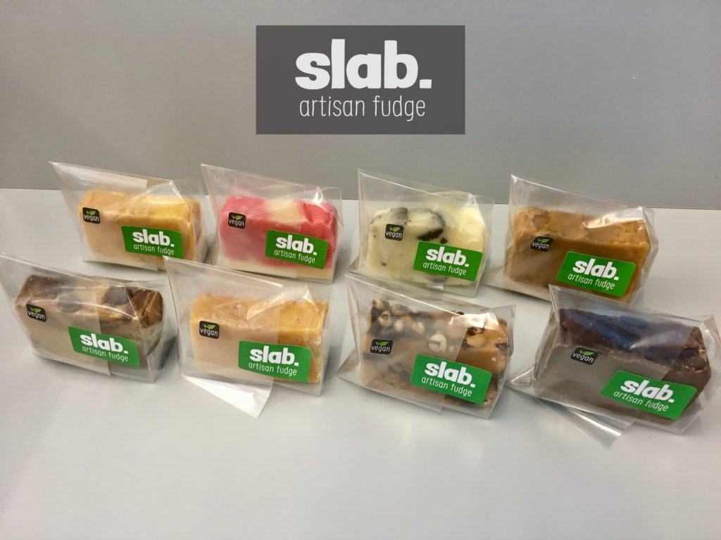 Slab Artisan Vegan Fudge Promo 1