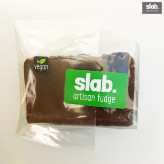 Vegan-Death By Chocolate Slab - Front