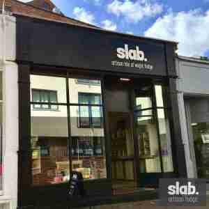 Slab Artisan Fudge - Shopfront