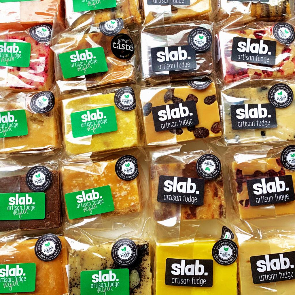 Slab Artisan Fudge Promotion 2
